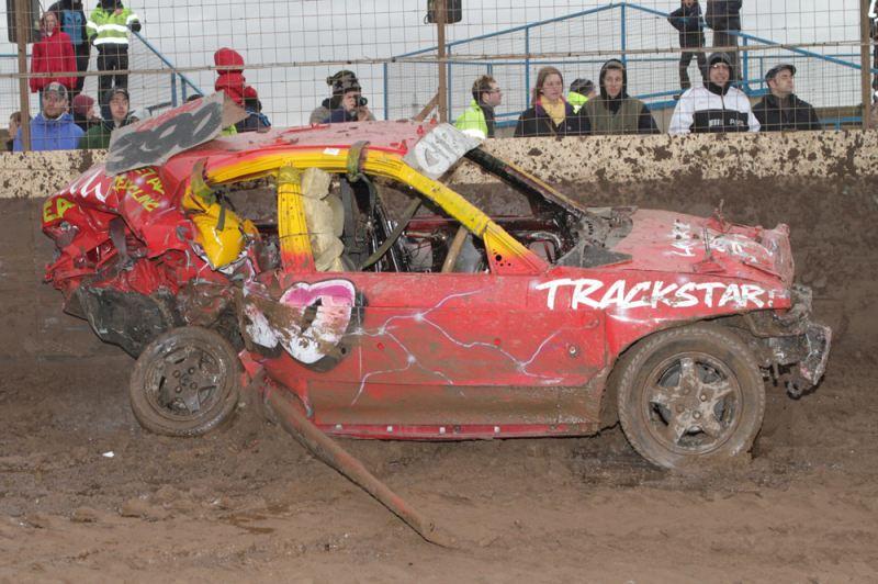 Trackstar Racing Drivers Rules Bangers 1500cc Bangers