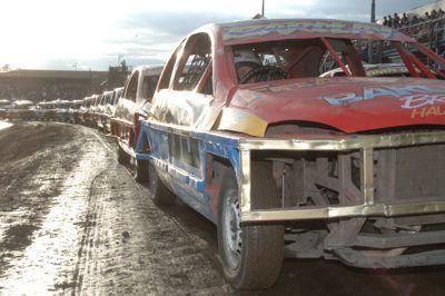 1300 Stock Cars at Startrax