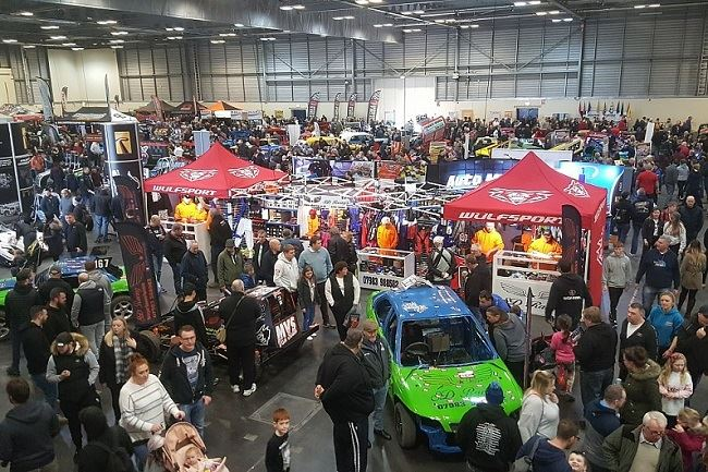 Motorsport with Attitude show @ Peterborough