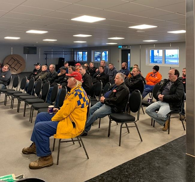 2019 Officials Training Day
