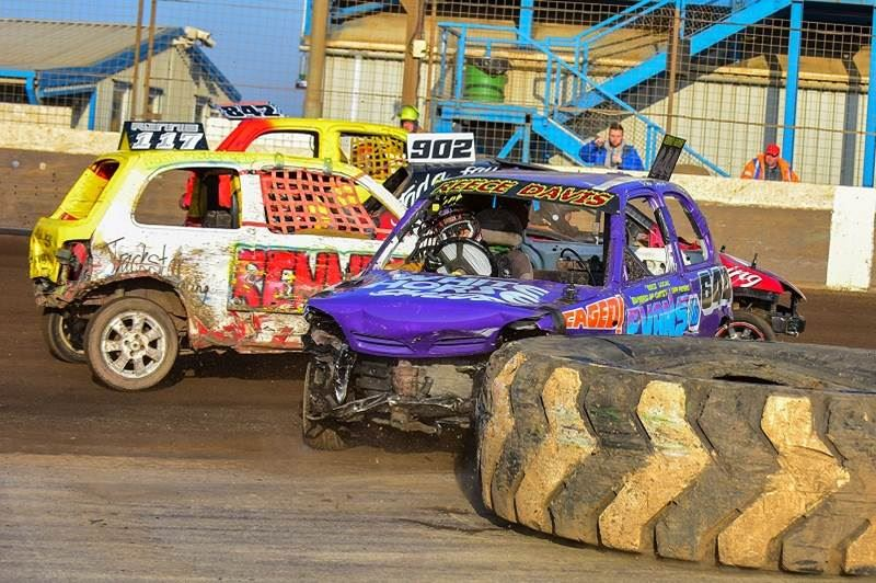 Junior Banger White and Yellow Final - Sat 16 March