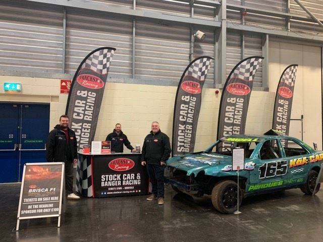 Motorsport with Attitude show - a brilliant weekend